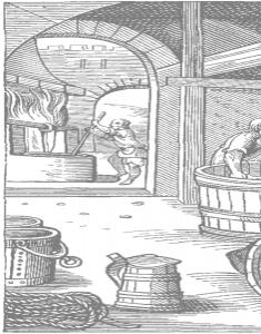 Cervejaria do século XVI